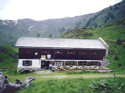 Stickler Hütte