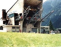 AnkogelBahn - spodní stanice