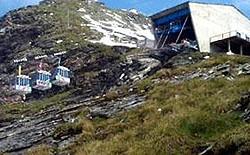 AnkogelBahn - horní stanice