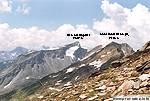 Pohled od horní stanice západním směrem