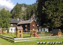 Gmünder Hütte - dětské hřiště