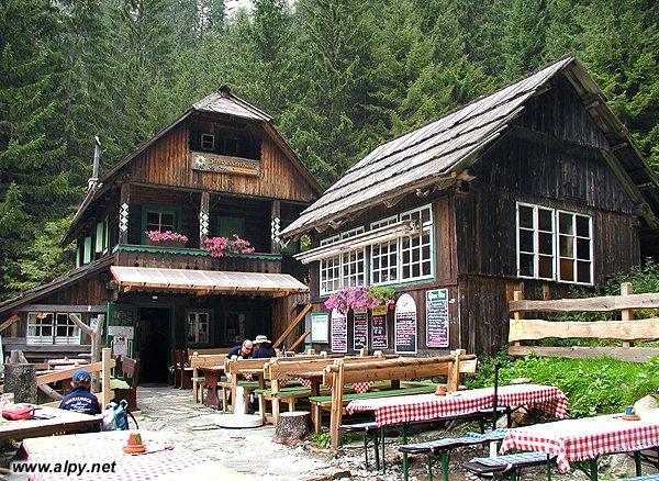 Schwussner Hütte