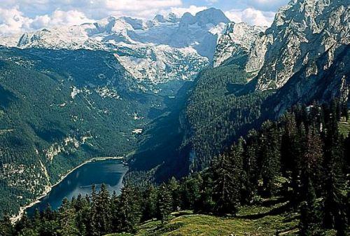 Dachstein od Gablonzer Hütte