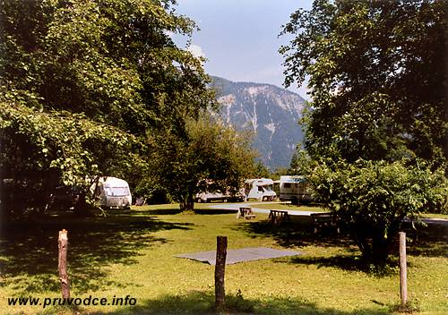 Camping am See - Obertraun