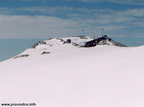 Původní chata Seethalerhütte
