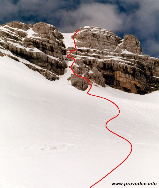 výstup na Hoher Dachstein