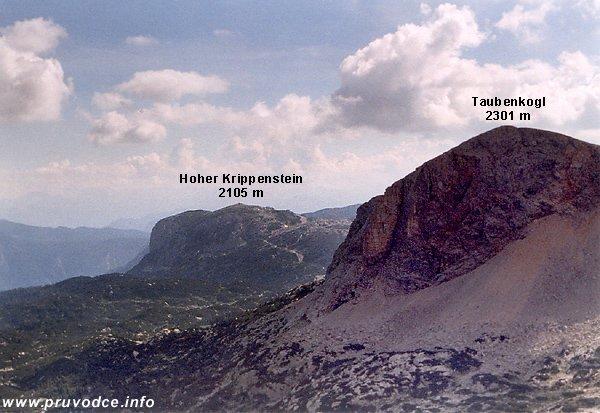 Krippenstein a Taubenkogl