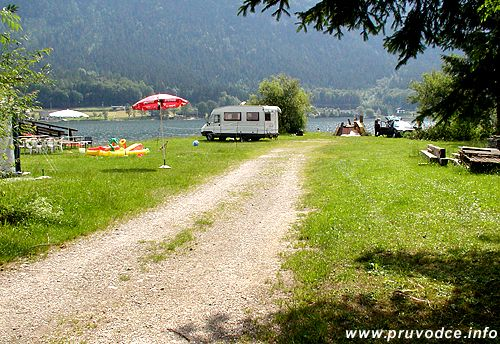 Camping Gosaumühle