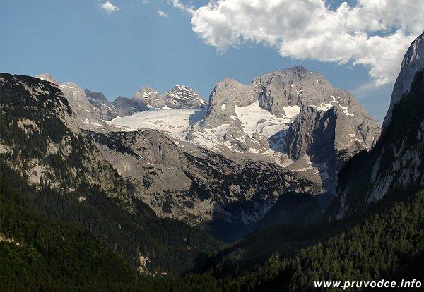Niederer Dachstein, Hoher Dachstein a Torstein