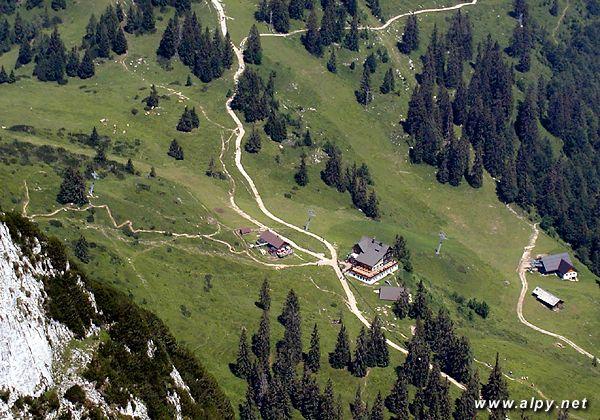 Gablonzer Hütte a Breininghütte