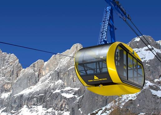 Dachsteinsüdwandbahn