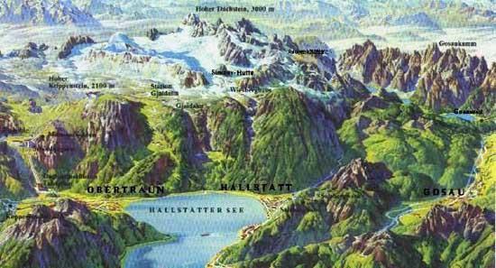 Dachstein Gebirge