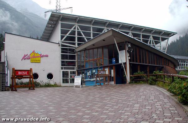 Panoramabahn - spodní stanice