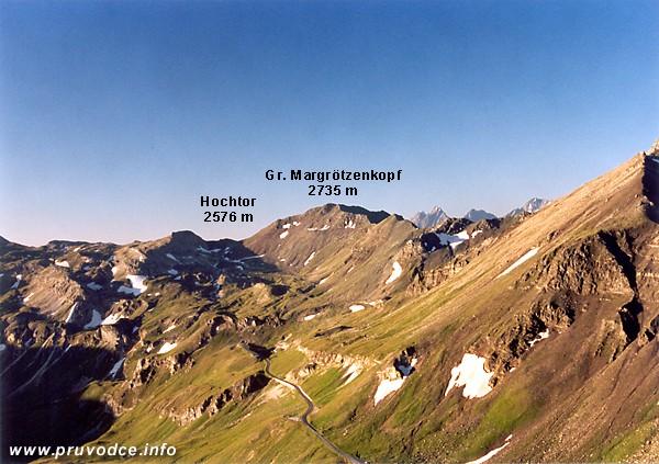 Hochtor a Großer Margrötzenkopf
