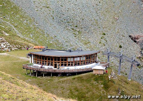 Bergrestaurant Blauspitz