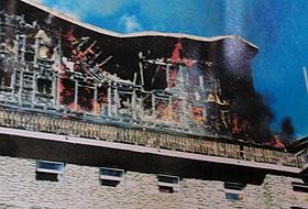 Požár Kaiser Franz Josef Haus