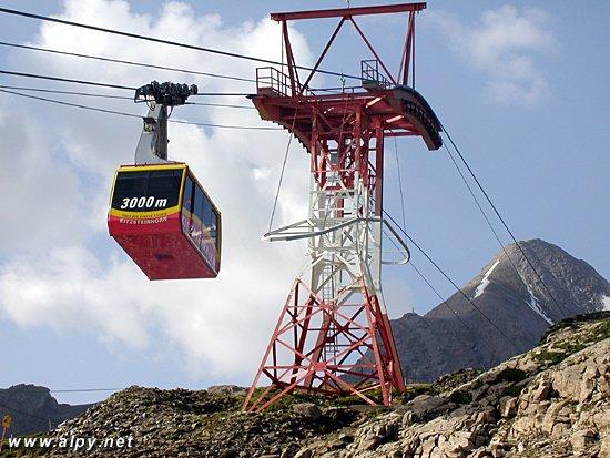 Gipfelbahn Kitzsteinhorn