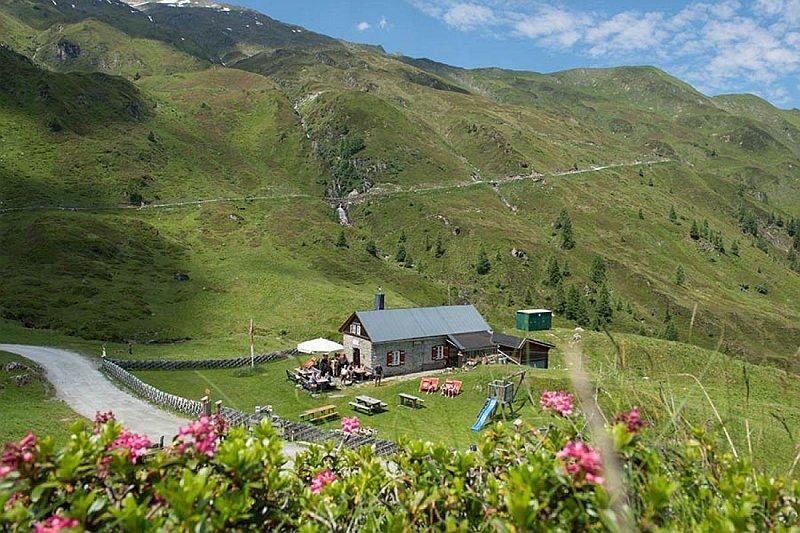 Salzburger Hütte