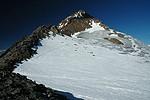 Finailspitze (3516 m.n.m.) ze sedla Hauslabjoch (3279 m.n.m.)