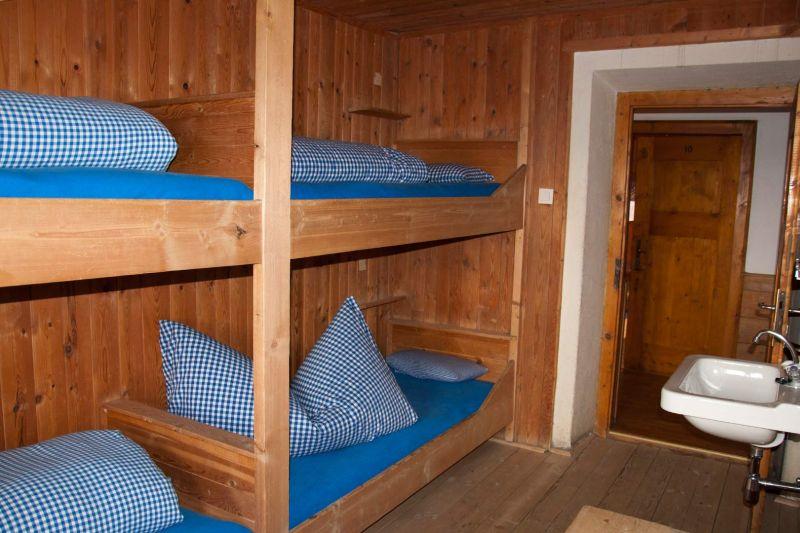 Pokoj v horské chatě
