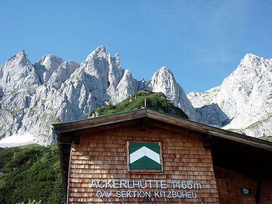 Ackerlhütte