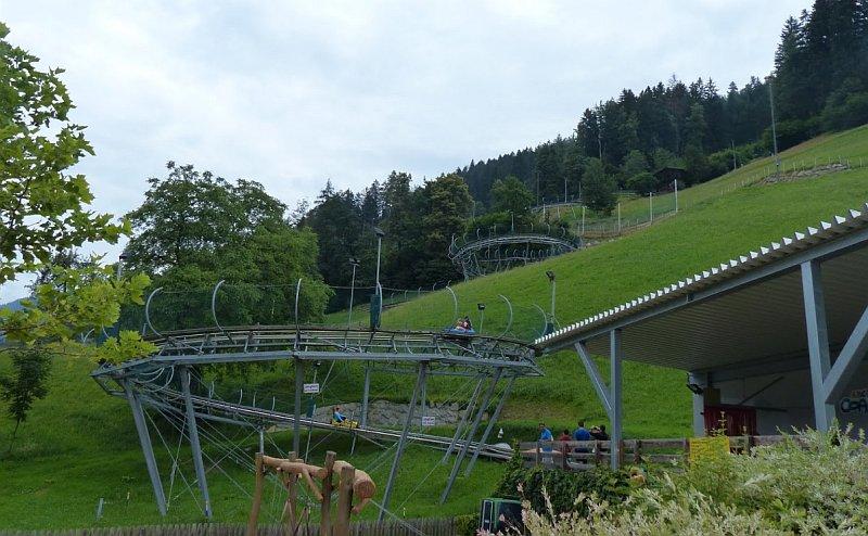 Arena Coaster Zell - letní bobová dráha