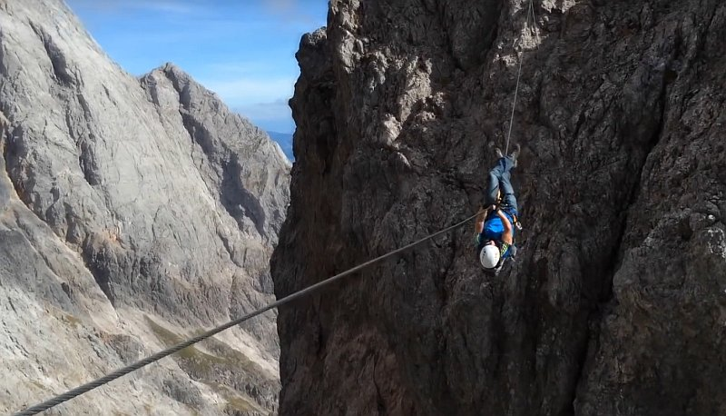 Königsjodler klettersteig