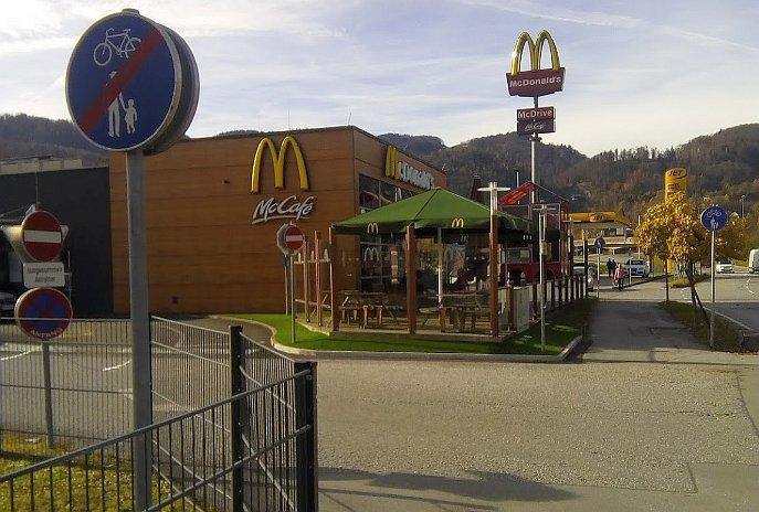 McDonalds Hallein