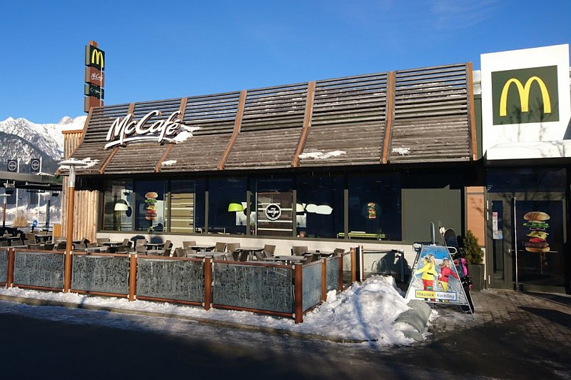 McDonald Haus