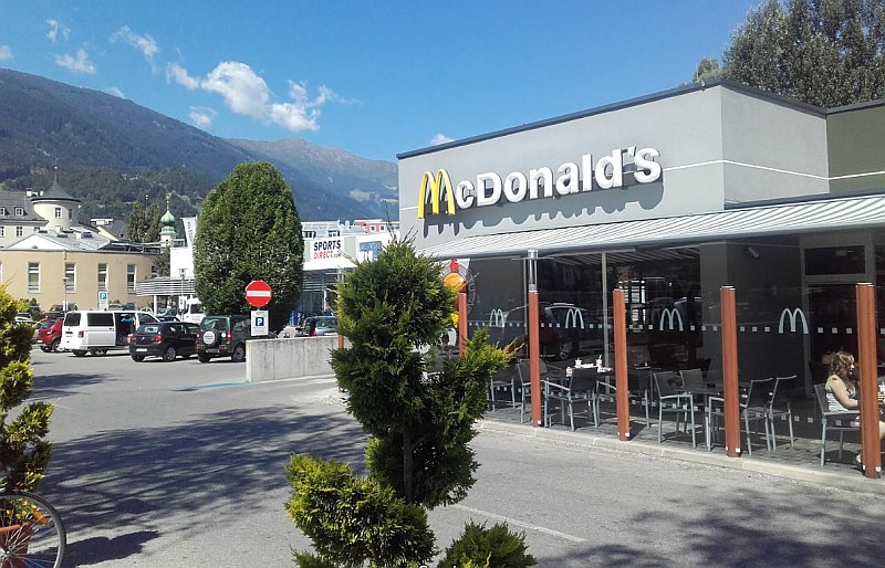McDonald's Lienz