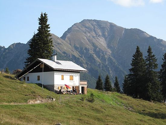 Reuttener Hütte