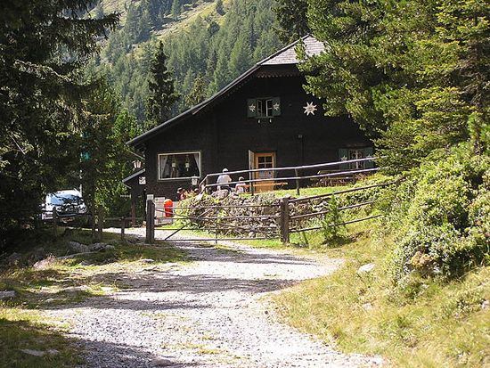 Rudolf Schober Hütte