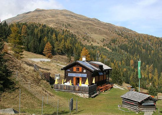 Winklerner Hütte