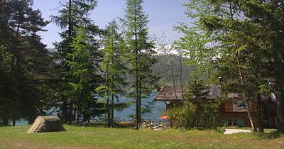 Achensee Camping Schwarzenau