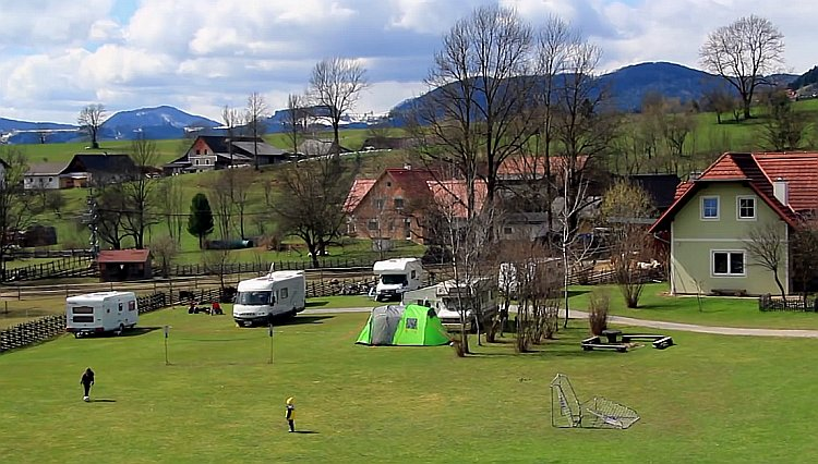 Almenland Camping