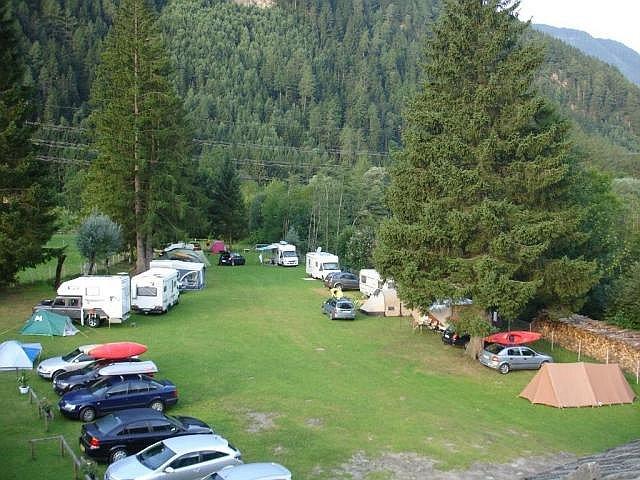 Alpencamping Raggaschlucht
