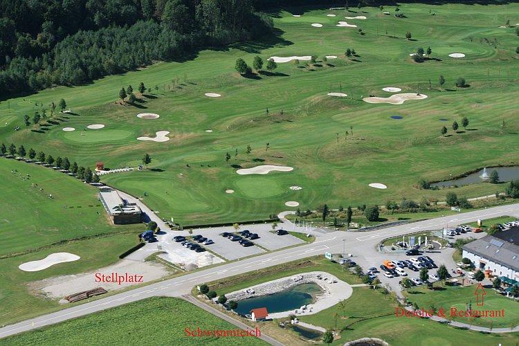 Camping am Golfpark Metzenhof