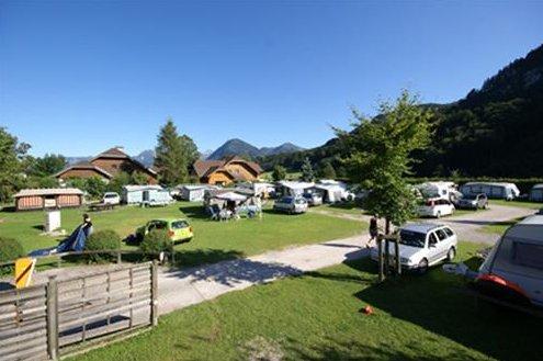 Camping Birkenstrand Wolfgangsee