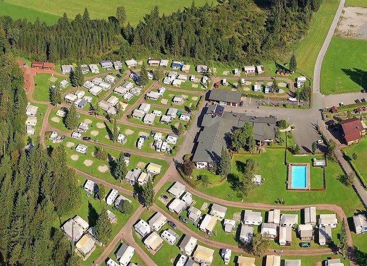 Camping Eurocamp Wilder Kaiser