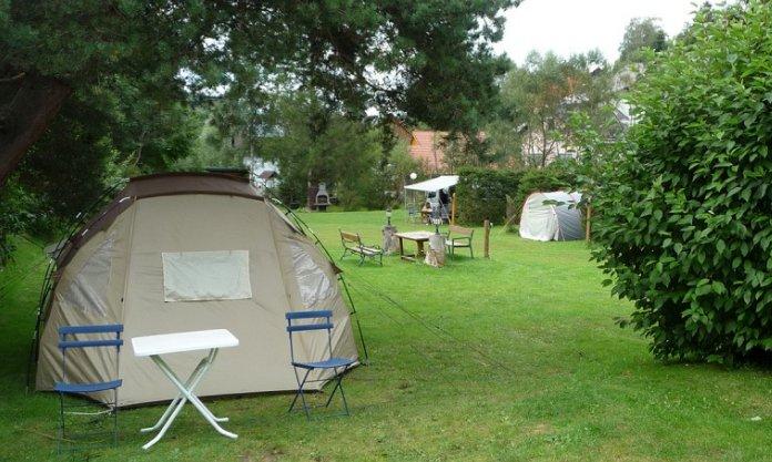 Camping Hirschegg