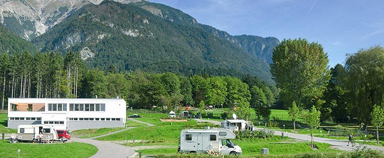 Camping Innsbruck - Kranebitterhof