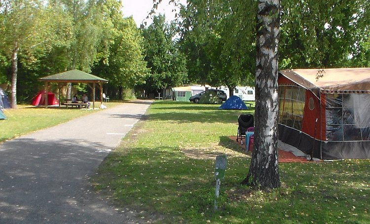 Camping Linz-Pichlingersee