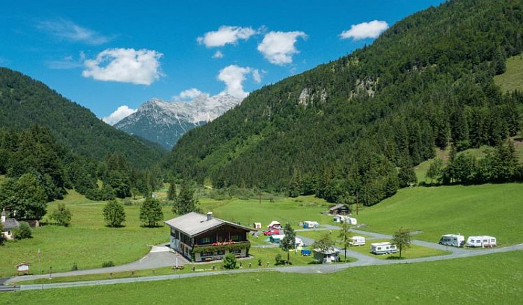 Camping - Rakousko