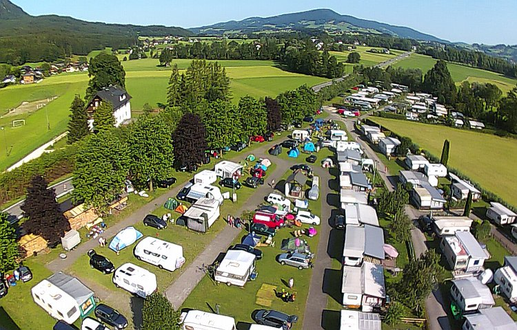 Camping Nußbaumer Gries-Plomberg