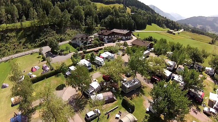 Camping Panorama Camp Zell am See