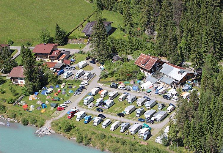 Camping Rudi Lechtal