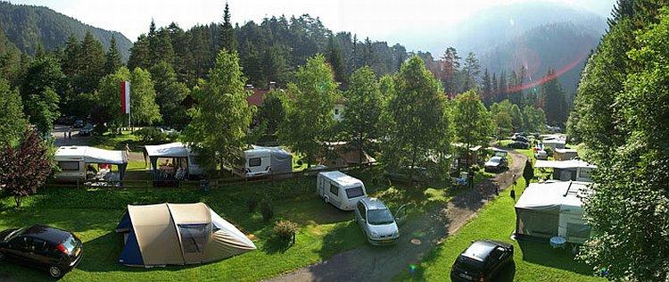 Camping Schloss Fernsteinsee