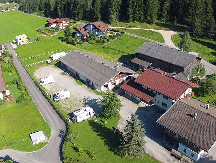 Camping Stellplatz Kellerbauer