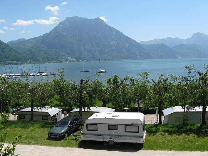Camping Traunsee