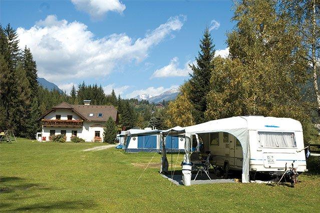 Camping Waldcamping Tamsweg